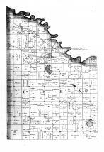 Eden Township, Lone Tree PO, Brown County 1886